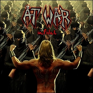AT WAR - Infidel - Front Cover