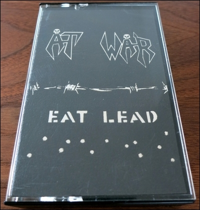 AT WAR EAT LEAD DEMO