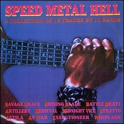 Speed Metal Hell Compilation