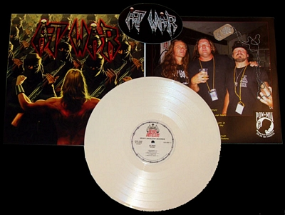 At War Infidel Tan Vinyl LP