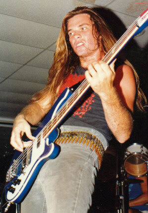 Paul Arnold of At War