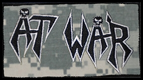 Logo Camouflage Patch