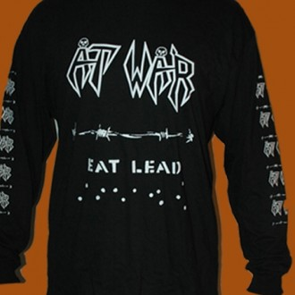 Eat Lead Long Sleeve Shirt Front