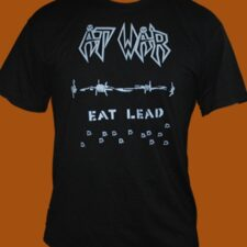 Eat Lead T-Shirt Front
