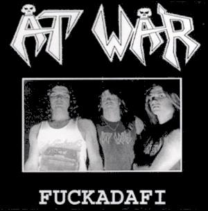 Fuckadafi Split Vinyl