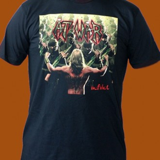 Infidel Album Art T-Shirt Front