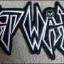 Logo Back Patch