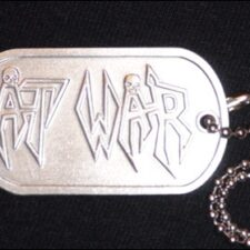 Logo Metal Dog Tag