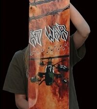 Limited Edition Skateboard Deck